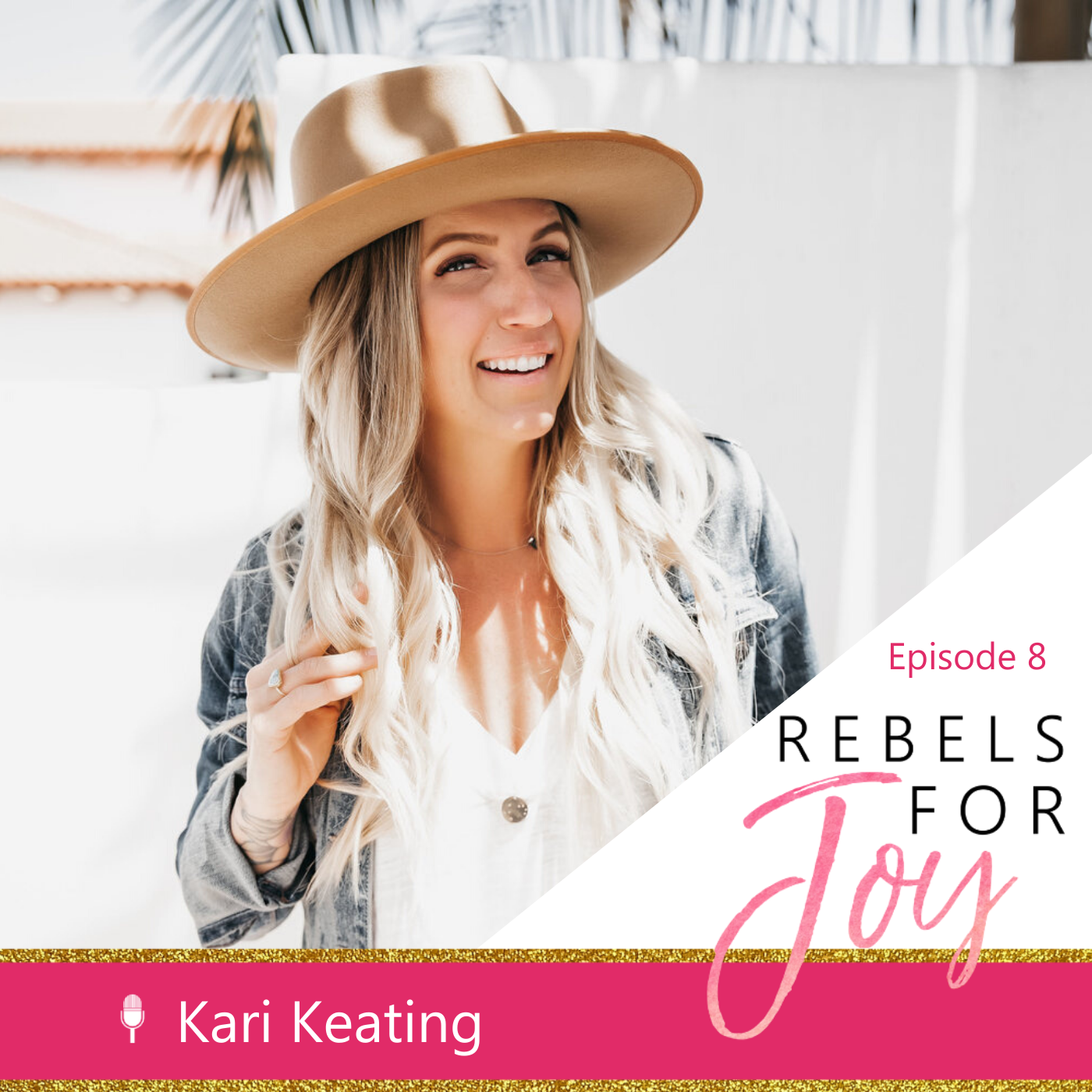 Episode 8: Walking in your purpose, on purpose with Kari Keating