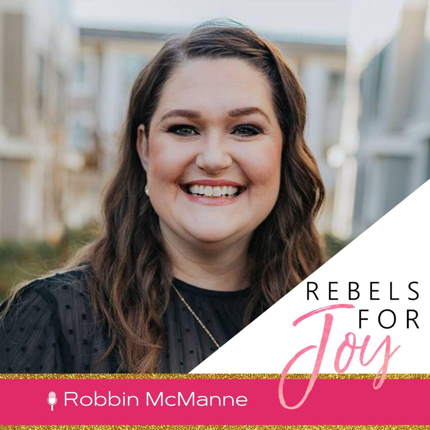 Episode 14: Robbin McManne